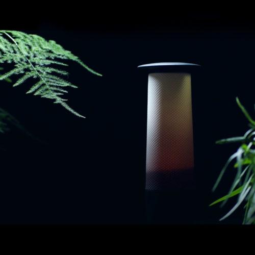 Design lampe de mineur