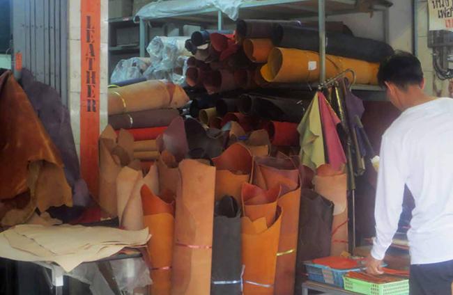 Leather Market Bangkok