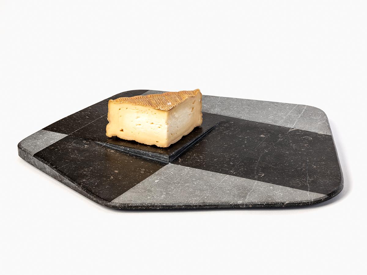 Plateau à fromage design maroilles
